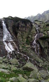 FOTKA - Vysoké Tatry - voda