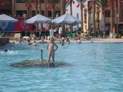 FOTKA - Bazén v hotelu