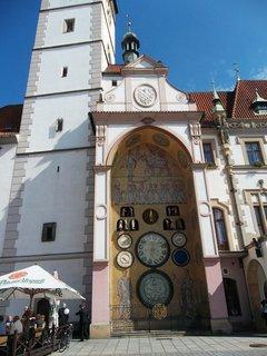 FOTKA - Radnice v Olomouci s orlojem