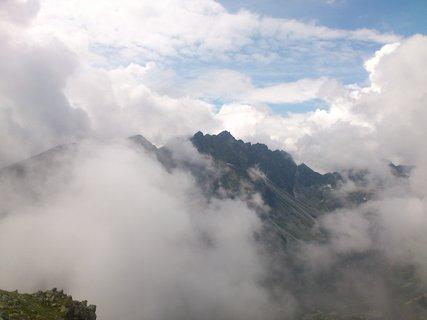FOTKA - Vysoké Tatry - odkrytí hory