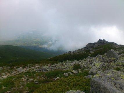FOTKA - Vysoké Tatry - opět mlha