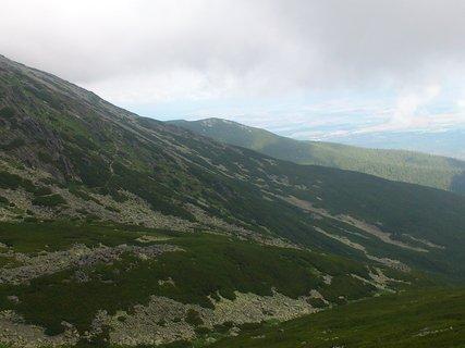 FOTKA - Vysoké Tatry -  vlnění