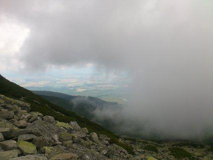 FOTKA - Vysoké Tatry -  průzor