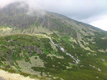 FOTKA - Vysoké Tatry -  pramen vody