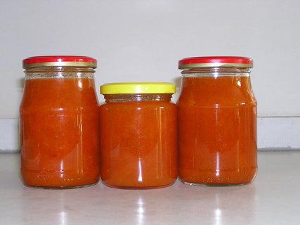 FOTKA - Meruňková marmeláda