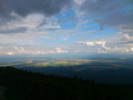 FOTKA - Vysoké Tatry -  Batizovské Pleso, zajímavá obloha