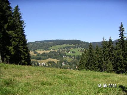 FOTKA - Z Kraslice na Olověný vrch