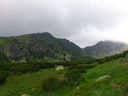 FOTKA - Vysoké Tatry - Škutnastá Poĺana