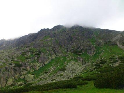 FOTKA - Vysoké Tatry - jdeme směr Wahlenbergove Pleso