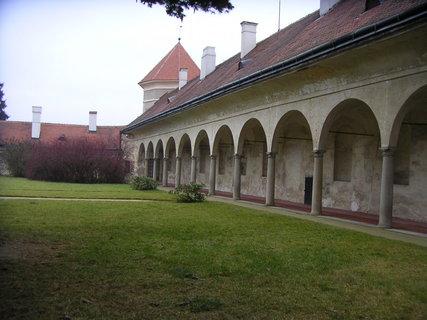 FOTKA - Telč - zámecká zahrada