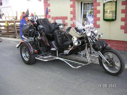 FOTKA - Pěkná motorka