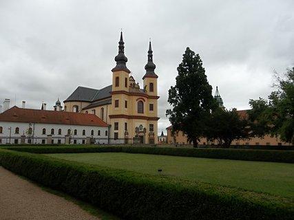 FOTKA - Kostel v Litomyšli