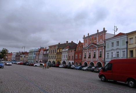 FOTKA - Litomyšl .. náměstí