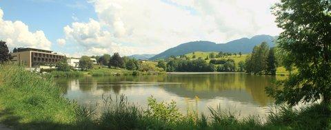 FOTKA - Okolo Ritzensee - Letní jezero