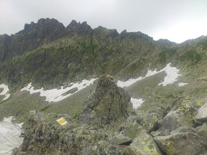 FOTKA - Vysoké Tatry - po žlutá
