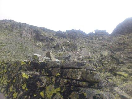 FOTKA - Vysoké Tatry - skalnatý terén