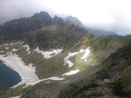 FOTKA - Vysoké Tatry - hřbety
