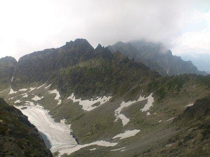 FOTKA - Vysoké Tatry - za vrcholky další vrcholy