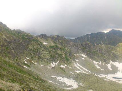 FOTKA - Vysoké Tatry - nebe šedne