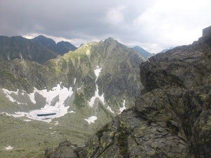 FOTKA - Vysoké Tatry - kousek od Furkotského štítu