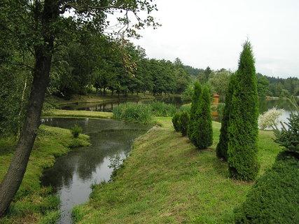 FOTKA - přítok do rybníka Hájku