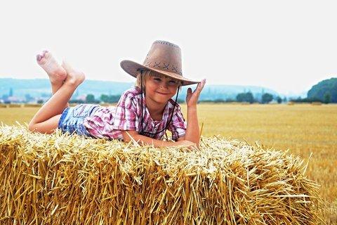 FOTKA - hezká kovbojka