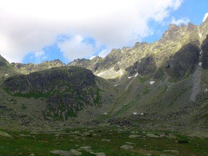 FOTKA - Vysoké Tatry - směr Malé Solisko