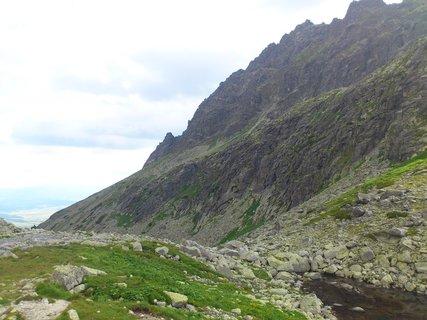 FOTKA - Vysoké Tatry - kus hory