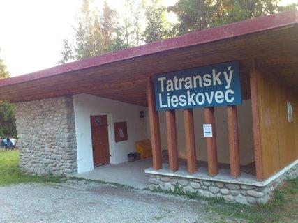FOTKA - Vysoké Tatry - zastávka zubačky