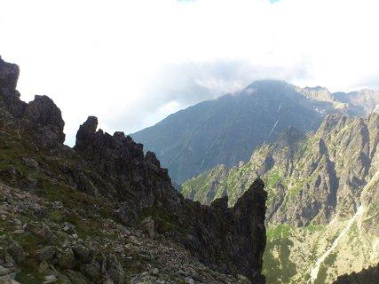 FOTKA - Vysoké Tatry - na Lomnickém sedle, krása
