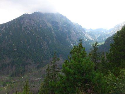 FOTKA - Vysoké Tatry - lanovkou dolů