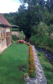 FOTKA - Pohled na Zubrnický potok