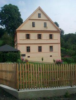 FOTKA - Zrekonstruované chalupy v Zubrnicích