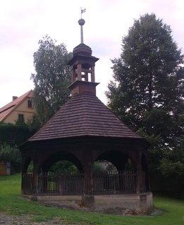 FOTKA - Zvonice v Zubrnicích