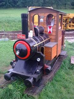 FOTKA - Železniční muzeum v Zubrnicích