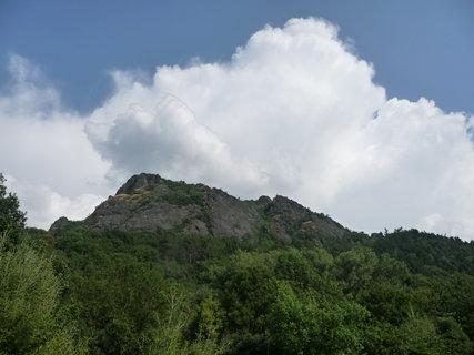 FOTKA - Hora ukazuje záda