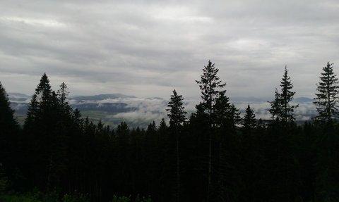 FOTKA - Vysoké Tatry - mraky jako sníh