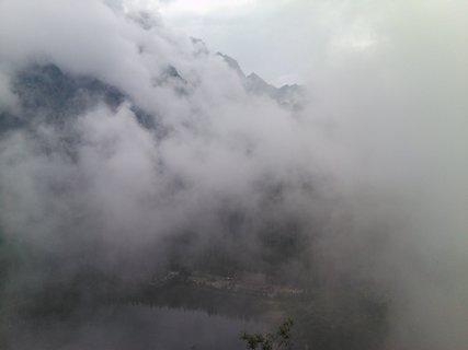 FOTKA - Vysoké Tatry - v oblacích