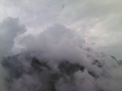 FOTKA - Vysoké Tatry - husté mraky