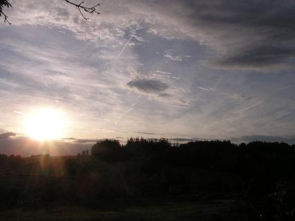 FOTKA - Zapadá slunéčko