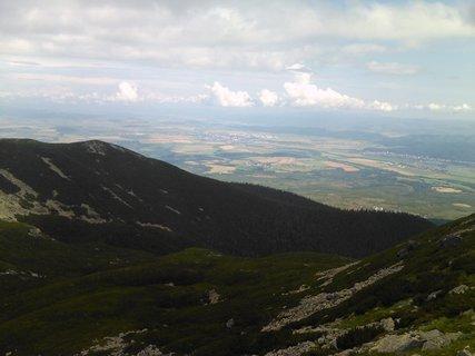 FOTKA - Vysoké Tatry - města za horami