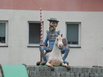 FOTKA - Don Quichotte - dětský golf ve Škrdlovicích