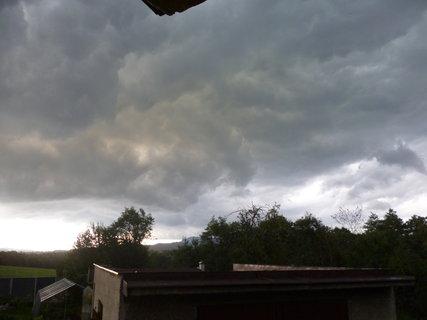 FOTKA - Hrozivé mráky