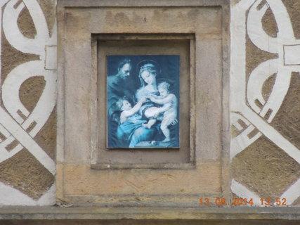 FOTKA - Obrázek nad bránou