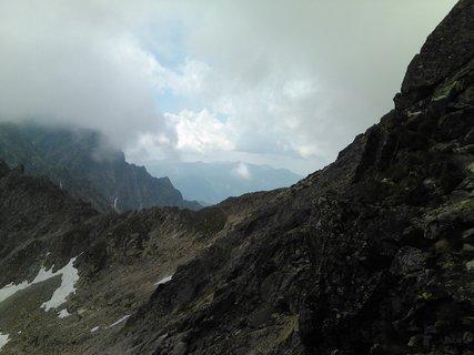 FOTKA - Vysoké Tatry - na vrcholcích hor