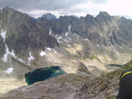 FOTKA - Vysoké Tatry - po překročení Bystré lávky
