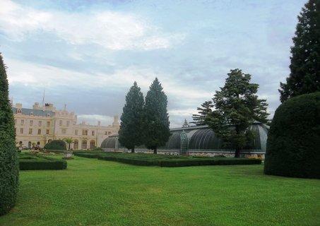 FOTKA - Skleník u zámku