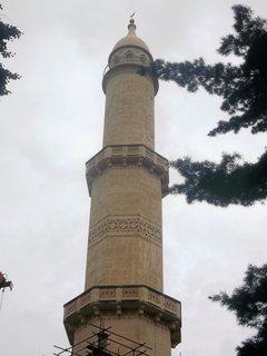 FOTKA - Minaret..bylo zavřeno