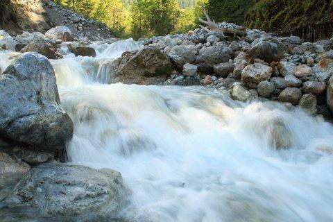 FOTKA - Procházka k Triefen - Voda