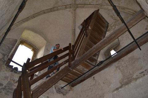 FOTKA - Schody ve věži